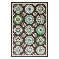 bamboo rugs 8 10 luxury mohawk home clover leaf indoor outdoor rug area rugs at hayneedle pics