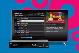 Shaw Direct Satellite Locator Chart Shaw Direct Direct Satellite Tv In Canada Satellite Provider