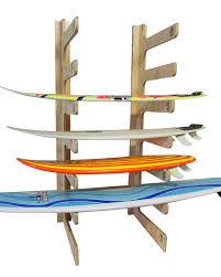 sup racks for wall surfboard wall rack black metal 3