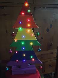 Pride Christmas Tree, Gay Pride, Small Christmas Tree, Christmas ...
