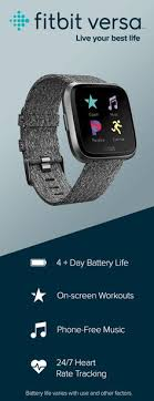 with phone free 24 7 heart rate tracking on screen