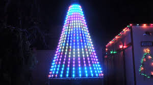 Wow Lights Mega Tree Rgb Mega Tree Demonstration 92886