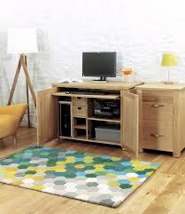 hidden home office furniture. Aston Oak Hidden Home Office Hidden Home Office Furniture