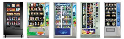 Healthy Vending Machines Toronto Inspiration Vending Services With Modern Vending Machines Micro Markets Coffee