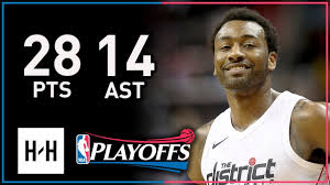 John Wall Full Game 3 Highlights ...