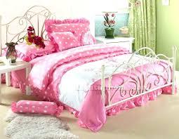 polka dot bedding spade polka dot bedding queen comforter sets white and pink girls princess lace