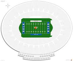 Rose Parade Bleacher Seating Chart Rose Bowl Stadium Ucla Seating Guide Rateyourseats Com