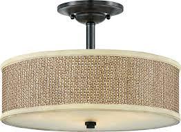 quoizel ze1717k 3 light zen semi flush mount in mystic black with regard to pendant lighting plans 1