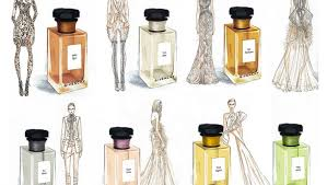 Личный портной: Марка <b>Givenchy</b> создала <b>парфюмерную</b> линию ...