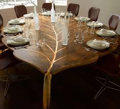 Best wood for table Farmhouse Table Creativetabledesign26 Bored Panda 18 Of The Most Magnificent Table Designs Ever Bored Panda