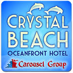 Image result for crystal beach ocean city  logo