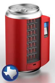 Vending Machine Repair Dallas Adorable Vending Machines In Texas