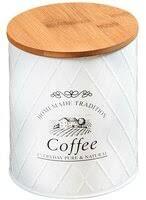 «<b>Банка</b> металлическая для <b>хранения кофе</b> вакуумная ...