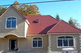 tile red metal mediterranean tile roof new england 2
