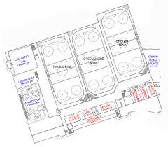 Facility Rentals The Wfcu Centre Windsor Ontario A
