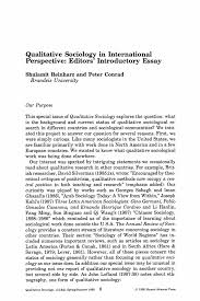 sociology research essays none sociology research paper