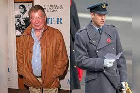 William Shatner vs. Prinz William ...
