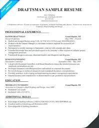 Draftsman Resumes Draftsman Resume Format Download