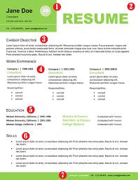 Stand Out Resume Templates Simple Resume Template Free Resume Templates That Stand Out Free Career