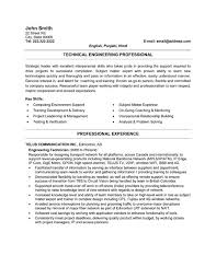 Brilliant Ideas of Mechanical Engineering Technician Resume Sample On  Sample Proposal