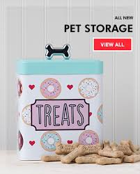all new pet storage