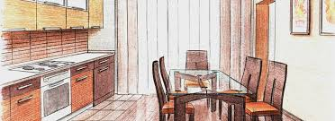 interior design kitchen drawings.  Interior 0interiordesignprojectpreparationdiningroomkitchen For Interior Design Kitchen Drawings T