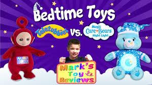 Care Bear Magic Night Light Bear Bedtime Toys Teletubbies Lullaby Po Vs Care Bears Bedtime Bear Mark S Toy Reviews