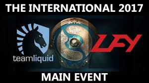 dota 2 live team liquid vs lfy the international 2017 lfy vs