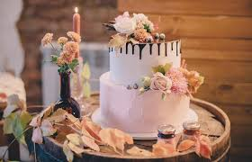 How To Design Cake How To Decorate Fall Wedding Cakes Lovetoknow
