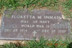 """Mary Floretta """"Polly"""" Morrison Inman (1914-1987) - Find A Grave Memorial"""