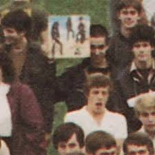 Dinosaur Jr. - R.I.P. Lemmy. Pic from J's '83 high school class ...