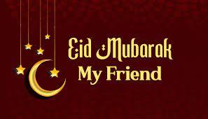 30 eid mubarak wishes for friends