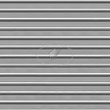 Plain Corrugated Metal Panel Texture Aluminium Steel Seamless 09919 Throughout Design