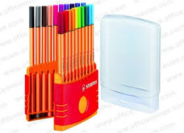 Stabilo Point 88 Color Parade 0 4mm 20 Pack Office Supplies D