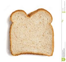 slice of bread. Wonderful Bread Slice Of Wheat Bread On A White Background Intended Of Bread