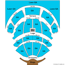 Pnc Bank Center Nj Seating Chart Pnc Bank Arts Center Holmdel Nj Seating Chart