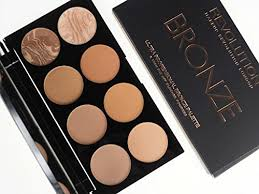 review makeup revolution blush and contour palette all about bronzed 13g at low s in india