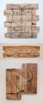 How To Put Designs On Wood 50 Wooden Wall Decor Art Finds To Help You Add Rustic Beauty