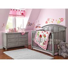 jonesport convertible crib cloud grey  westwood design  babiesrus
