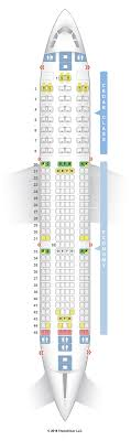 Seatguru Seat Map Middle East Airlines Seatguru