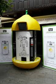 Lemonade Vending Machine