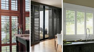 hunter douglas shutters collection red bank window treats wood slider shutter motorized blinds windows bathroom treatments