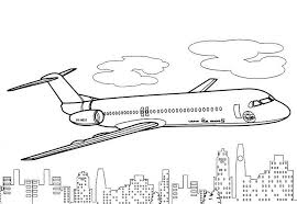 Small Picture Planes Helicopters Rockets Coloring Pages Free Games 16913