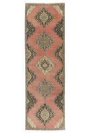 brown runner rug antique washed runner rug x x cm red brown and green color vintage runner