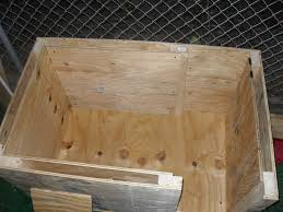 dog house with insulation