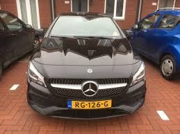 Mercedes Benz Cla 180 Business Solution Amg 2017 Review Autoweeknl