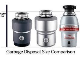 Garbage Disposal Comparison Chart 12 Best Garbage Disposals Reviews Unbiased Guide 2019