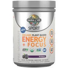 <b>Energy</b> + Focus - BLACKBERRY (432 Grams Powder) by Garden of ...