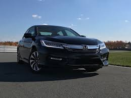 2017 Honda Accord Hybrid Test Drive Review - AutoNation Drive ...