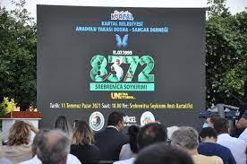 Srebrenitsa Katliamı'nın kurbanları Kartal'da anıldı - Gazete Konya